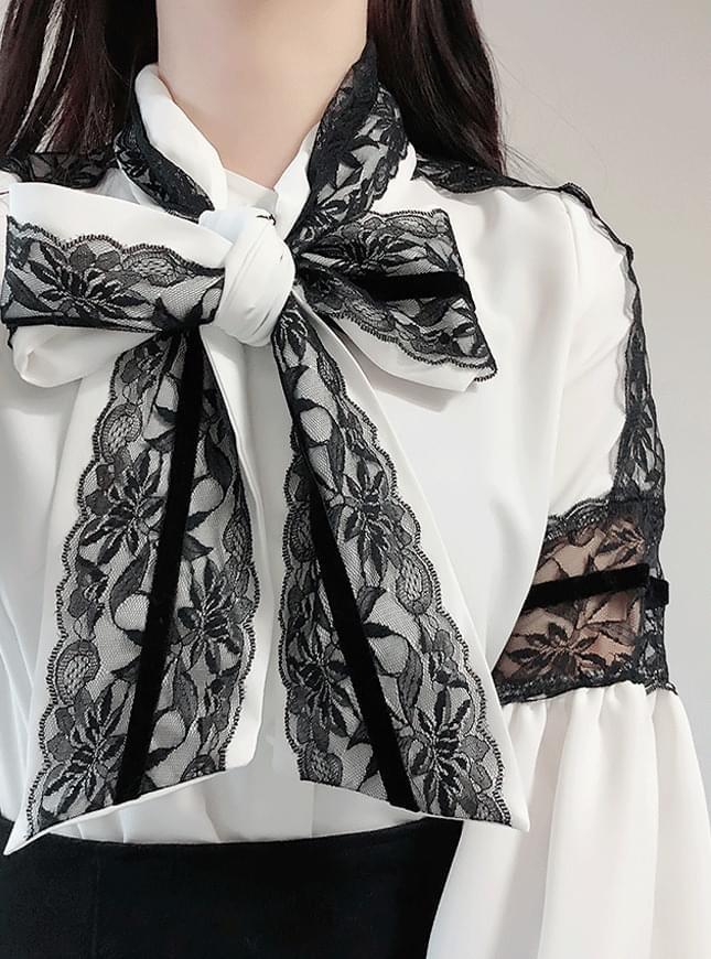 Closet Race blouse