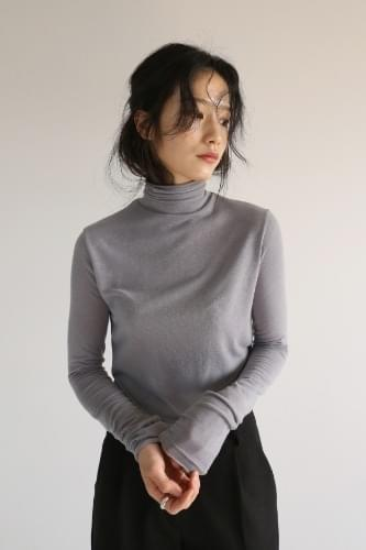 crew turtleneck (5color)
