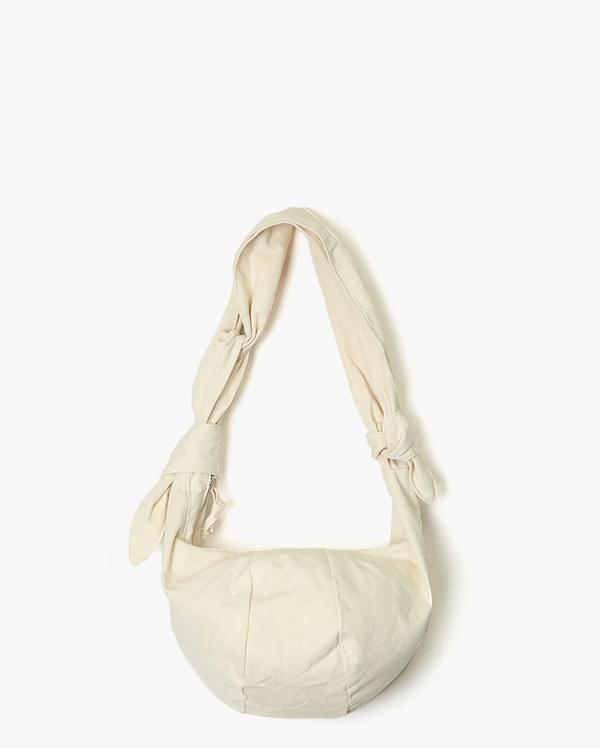 knots zipper bag 肩背包