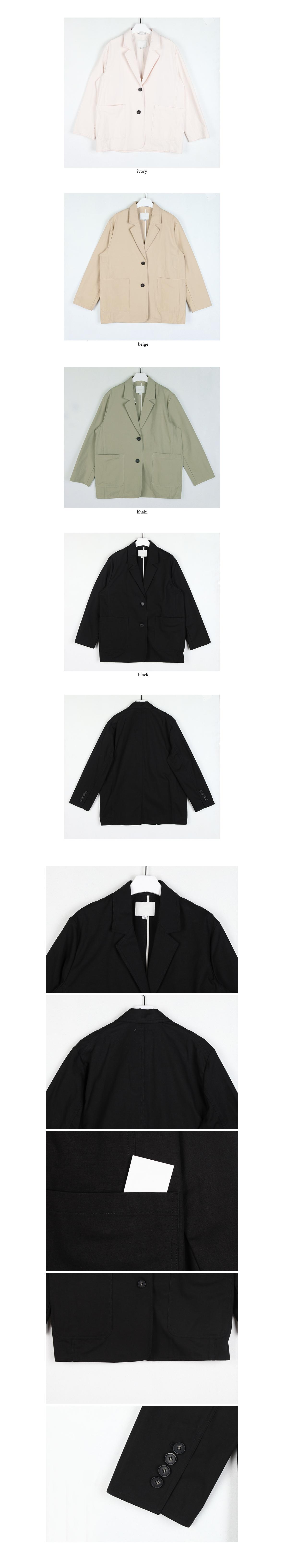 lemaire washing jacket (4colors)