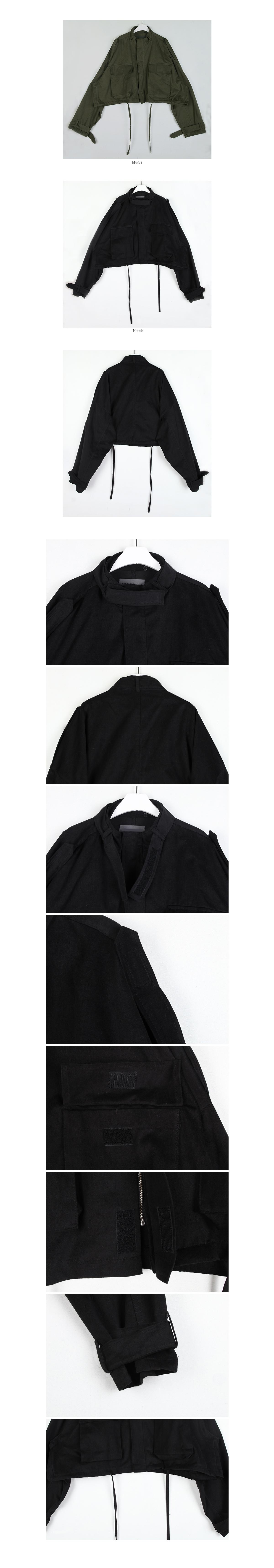bellcrop night trading jacket (2colors)