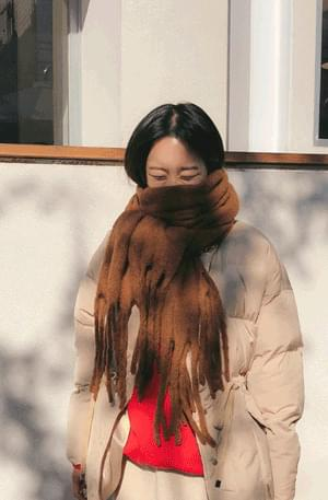 韓國空運 - Hagrid-shawl 配飾