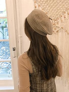 Knitted Thudy Beret