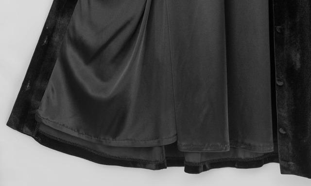 Chloe Velvet Dress