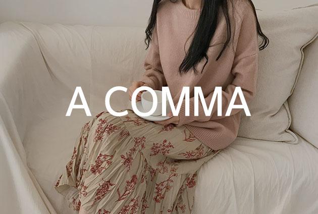 acomma