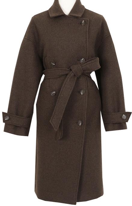 Machi Late Wool Coat