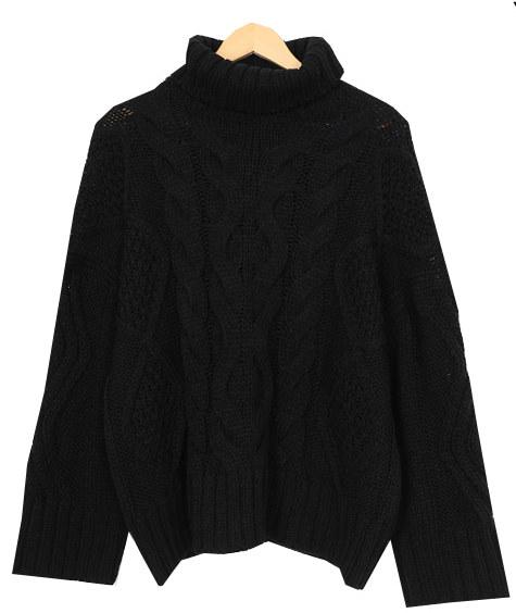 Polar knit Komeruzu twill