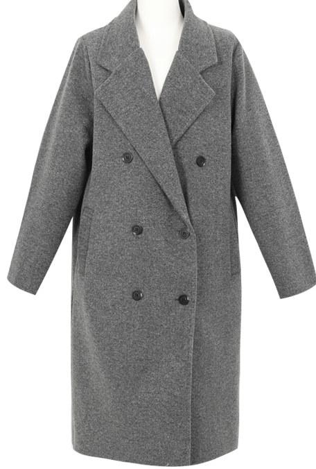 Burns Nubin Long Coat