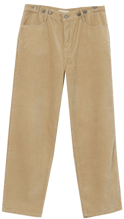 River corduroy pants