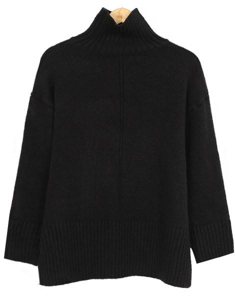 Milktittle knit