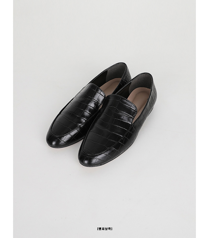day night loafer (2colors)