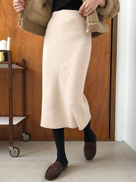 Goliath Memories Knit Long Skirt
