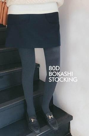 80D - Bokashi stockings