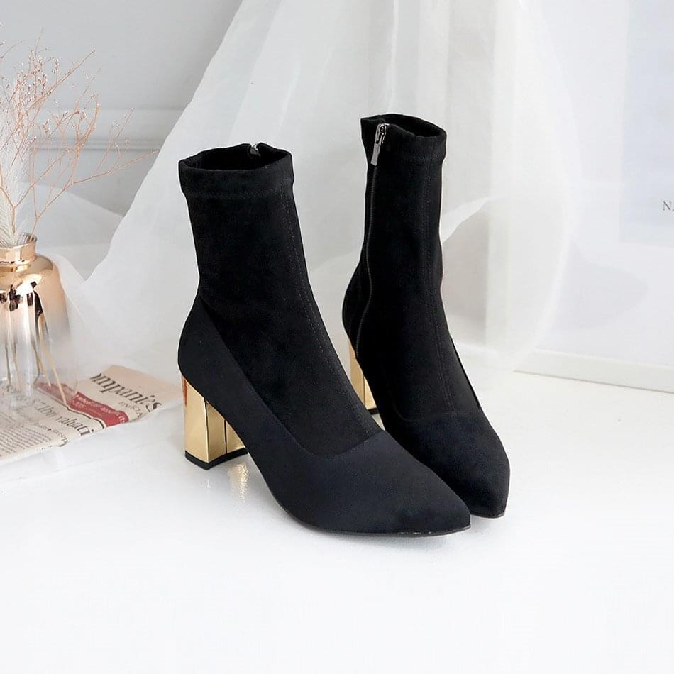 Datsu Sachs Ankle Boots 4,7cm 靴子