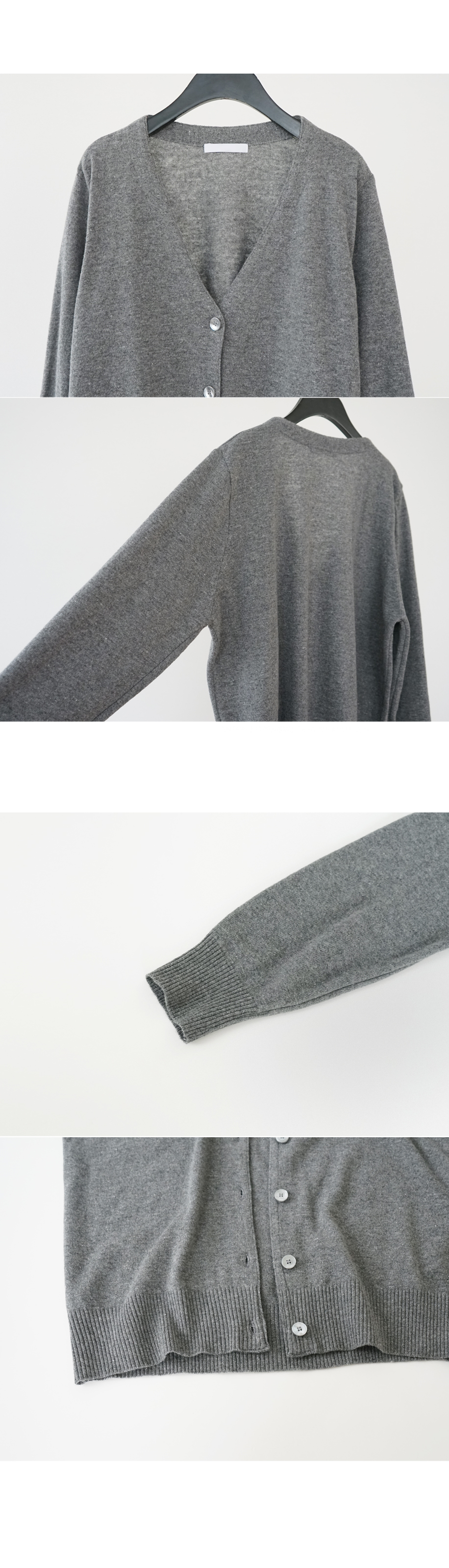 various color loose cardigan (7colors)