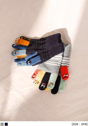 CUTIE FINGER COLOR MIX GLOVE