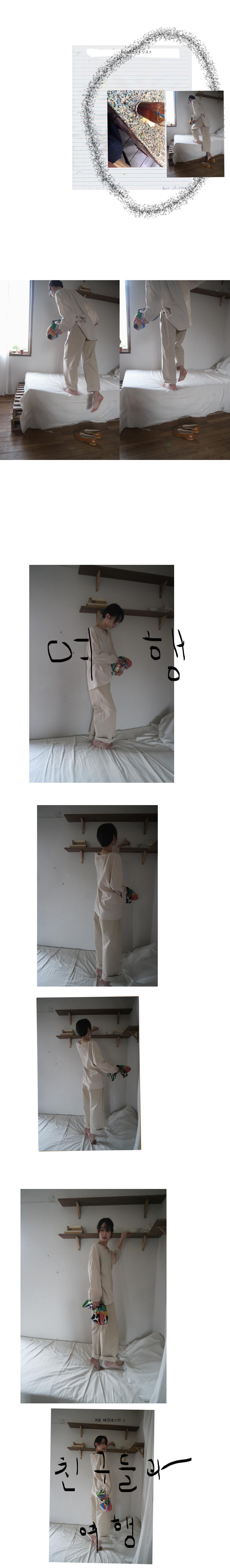 mini knot glossy flats (3colors)