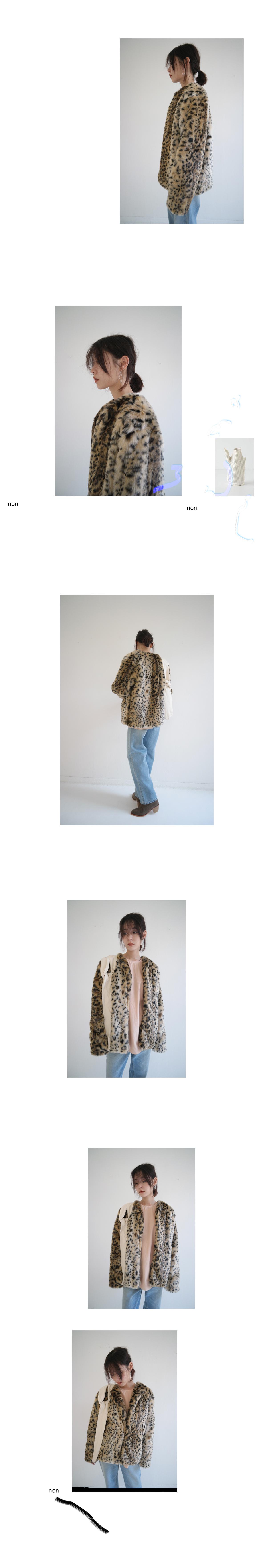 back button point blouse (3colors)