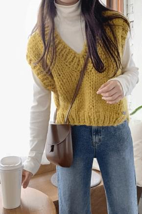 Oz Handmade Knit Vest *