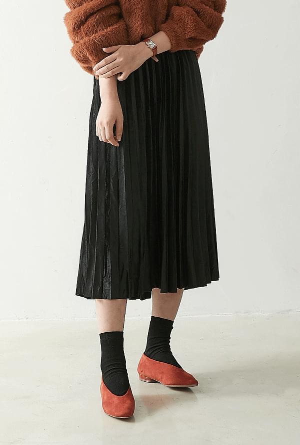 Fondue Velvet Skirt