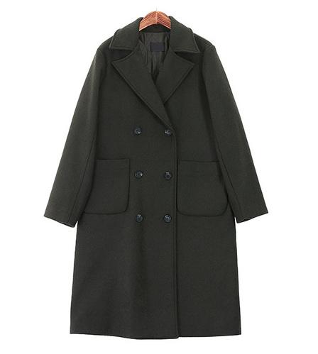 Ten Shul Double Coat