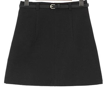 Celine Up Belt Skirt