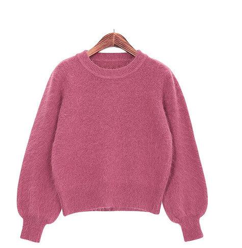 Chiro Angora knit