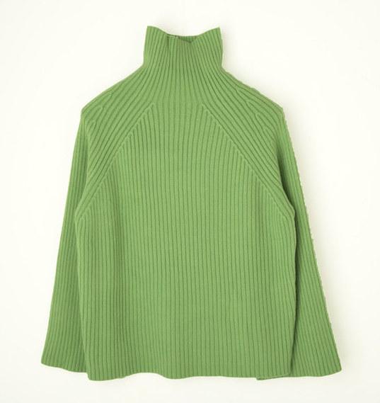 Serendi turtleneck knit