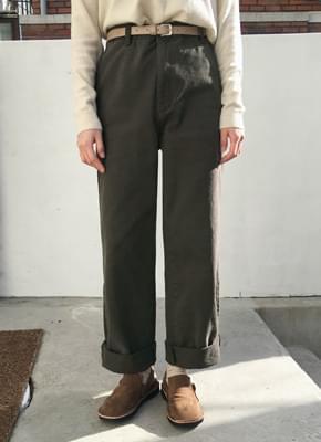 Modern wide pants