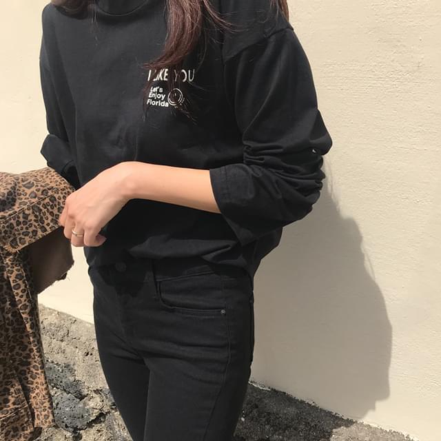 韓國空運 - Long sleeve polo shirts 長袖上衣