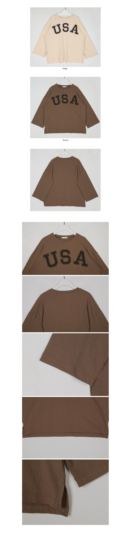 USA t-shirt (2colors)
