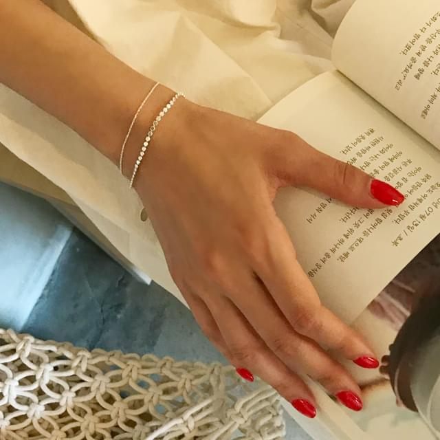 韓國空運 - Koichi Two-Line Bracelet 手鐲