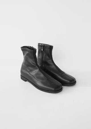 2-type square boots