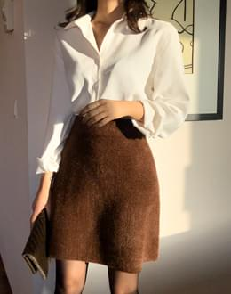 Feather mink sk
