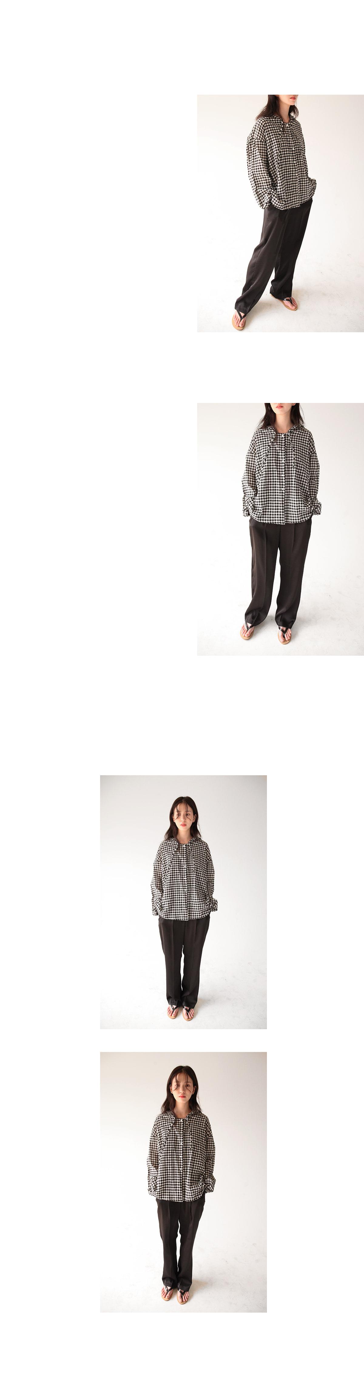 slik wide slacks (2colors)