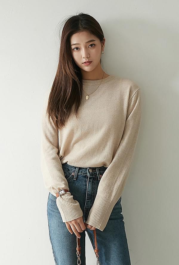 Mono Daily Knit