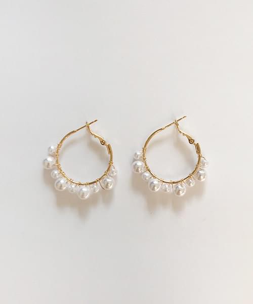 tambourine earring