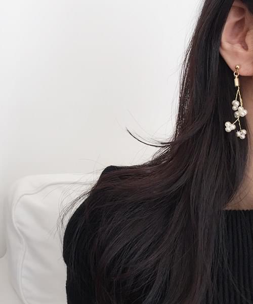twig earring