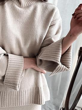 Geopolar knit