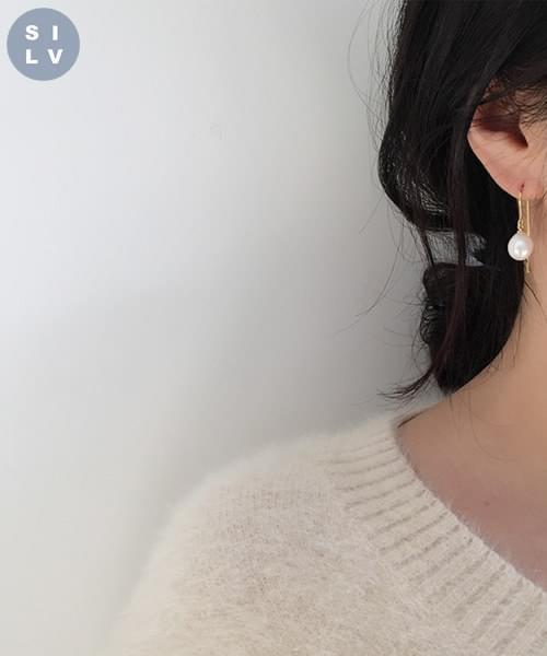 crumble earring