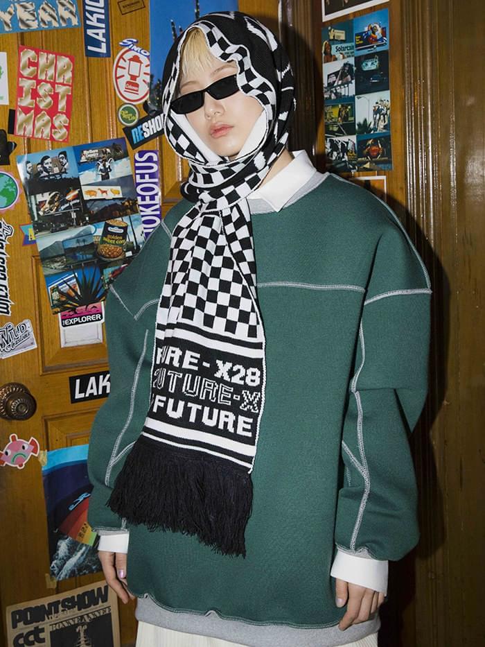 future knit muffler