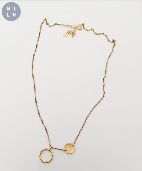 (silver925) valentine necklace