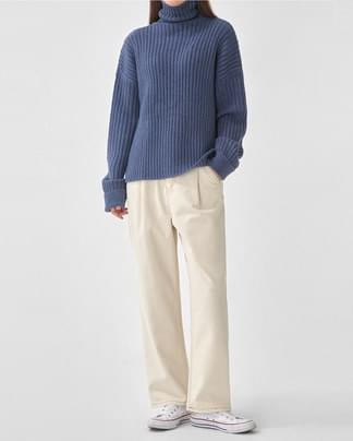 rost high neck golgi knit