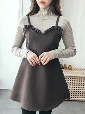 Tina Bustier Mini Dress