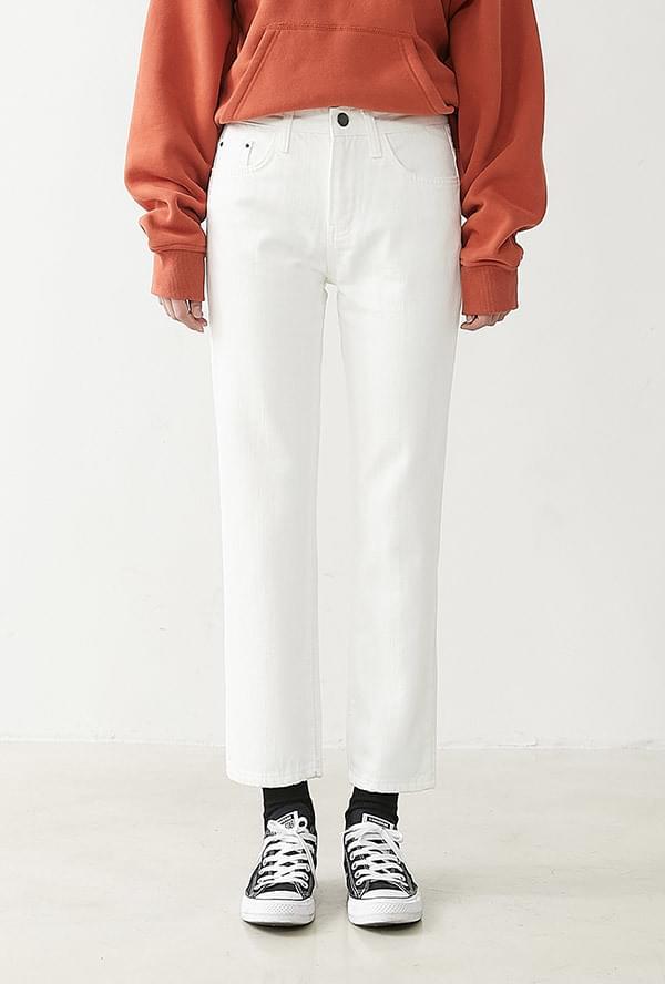 Chuen brushed cotton pants