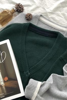 Snap Knit Cardigan