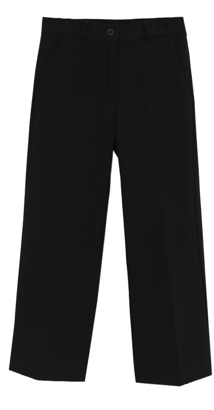 Mink Wide Day Slacks