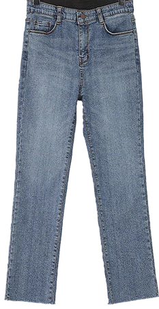 Ledim denim pants