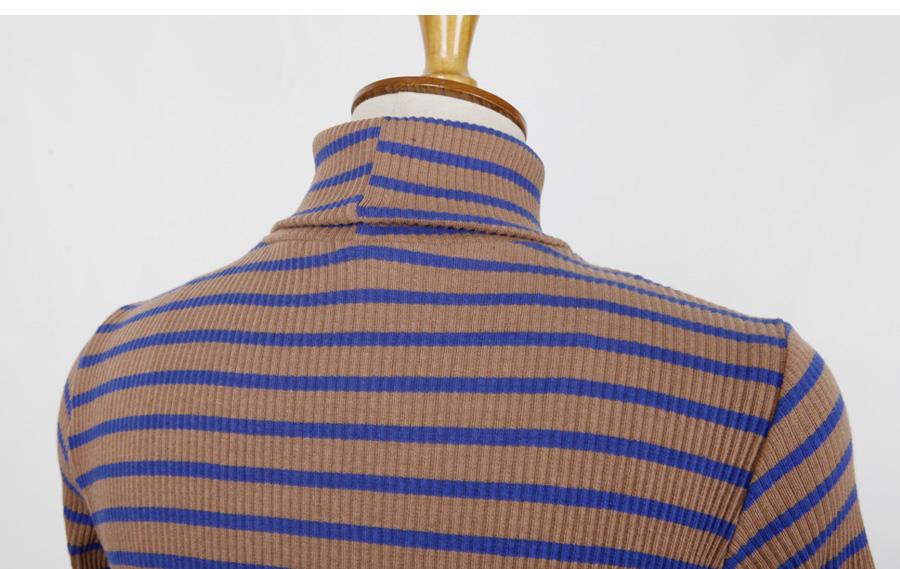 Warmer cuffs stripe T_H (size : free)
