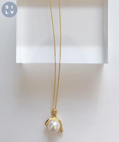 (silver925) edel necklace